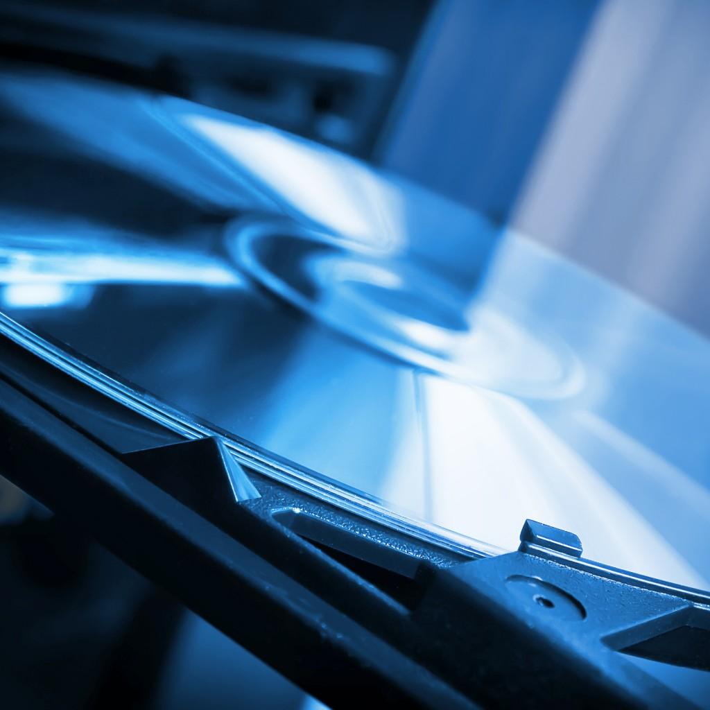 Blu Ray or DVD