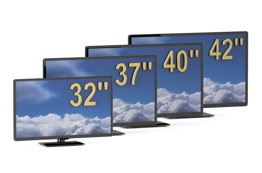 Television Screen Sizes