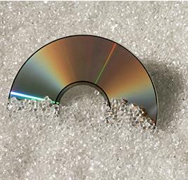 CD & DVD Glass Mastering