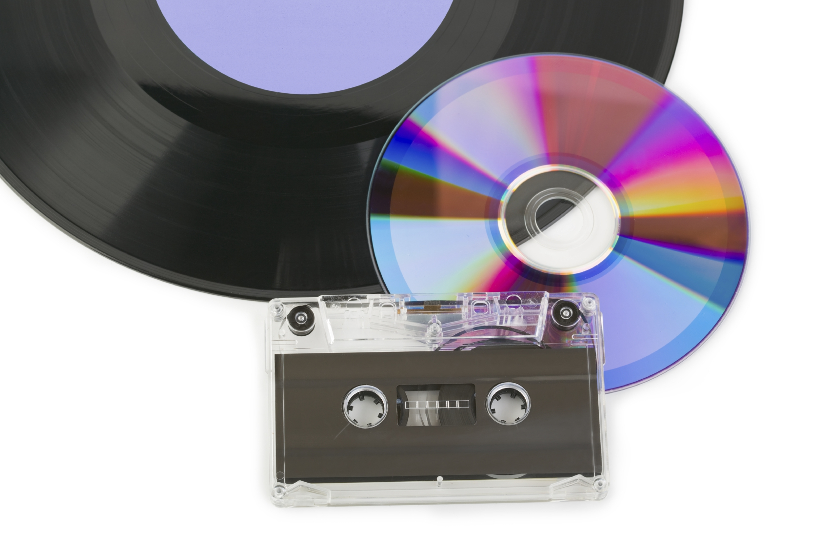 The Evolution of the Compact Disc