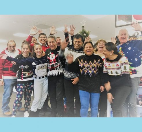 Christmas Jumper Day 2019