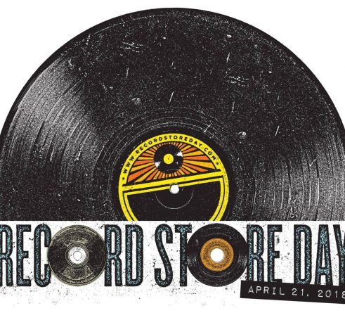 Record Store Day – Saturday 21st April 2018