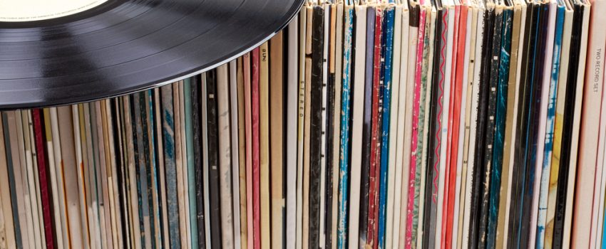 A Quick Guide to Storing Your Vinyl Records