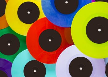 What Are the Differences Between Black and Coloured Vinyl?